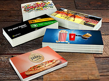 Mailers, Flyers, Brochures & Printed Materials